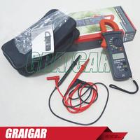 DT202A multimeter digital clamp meter tester digital electrical voltage measurer