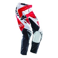 Thor  Phase Swipe  Racing,Motorcycle,Motorbike,Cycling Motocross Oxford Sports Pants Red