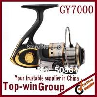 XINUO GY7000 FISHING REELS - MODEL GY7000 6 BALL BEARINGS, 5.2:1 GEAR RATI BIG REEL