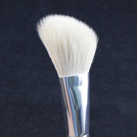 Professional Single Makeup Blush Brush High Quality Wood Handle Superfine Goad Hair Cosmetic Tools