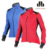 Hot Sale!SOBIKE Cycling Bicycle Bike Riding Women's Fleece Thermal Long Jersey Winter Jacket-Hongxiu 3 Colors XS~XXL