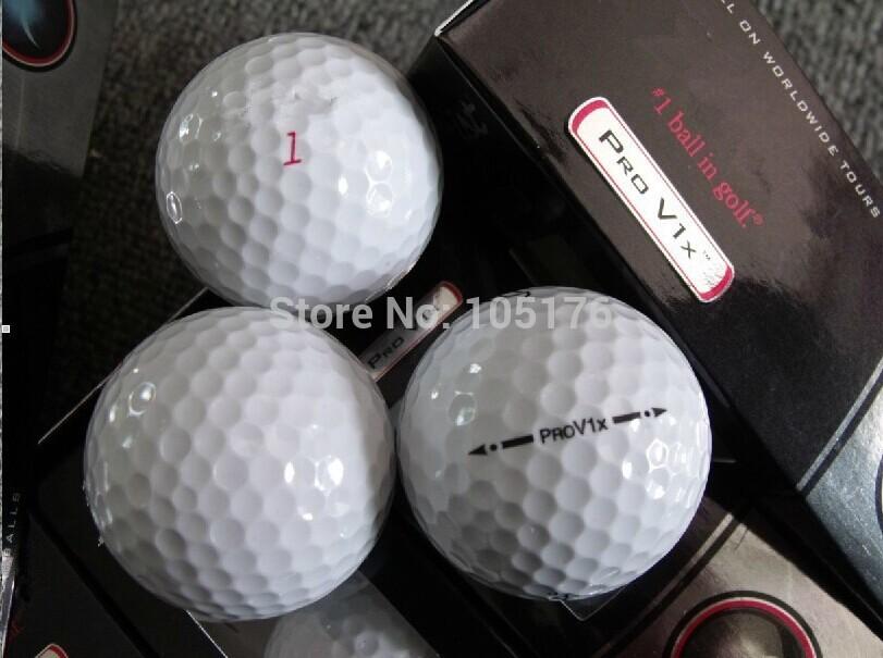 Best Selling!12 in a box V1 upscale golf sponge golf balls Soft golf balls Free Shipping(China (Mainland))