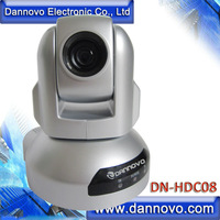 DANNOVO HD-SDI HDMI 1080P China 10x Zoom Video Conference Camera,with Remote Control,VISCA,PELCO-D,RS-232,Rs-485
