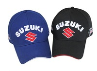 For Car Racing Logo for Suzuki Outdoor Baseball Cap Free Ship via China Post,Auto Racing