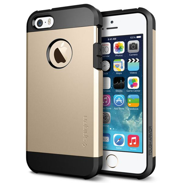 Hot Selling SGP Spigen Tough Armor Case for iphone 5 5s 5g 4 4s 4g, Mobile Phone Shell Hard Cover Back PC+TPU 11 Colors RCD02407(China (Mainland))