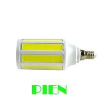 Super Bright 220V 7W 15W COB SMD LED Corn Bulb Light E27 E14 Lamp white warm white Free shipping 2pcs/lot