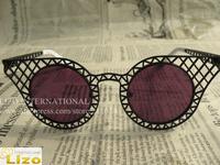 Star Model Women brand designer Sunglasses Original Quality Cagefighters
