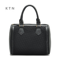 Free Shipping  Spain top famous brand Parfois snakeskin-ktn women's handbag office lady bag with laptop inner bag 1200g  #58374