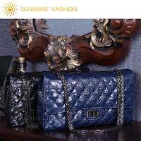 Guaranteed 100% cow leather Chain small Bags handbags women famous brands Handbag designers brand shoulder messenger small bag