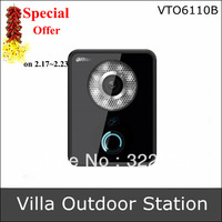 2013 New Arrival Dahua Built-in Advanced System & Software, Support unlock remotely IP Video Door Phone VTO6110B