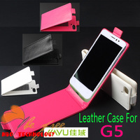 4.5 inch Jiayu G5 Case, New High Quality Genuine Filp Leather Cover Case for Jiayu G5 Free shipping
