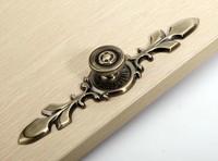 """Bronze Handles Vintage Antique Cupboard Cabinet Drawer Door Knob Pulls 120mm 4.72"""" MBS034-3"""