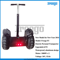 Freego 2014 New Product Self balance electric scooter off road moped for kids adult scooters golf sports mountain bike