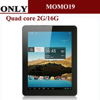 Ployer momo19 9.7Inch Quad Core A31 Tablet PC 2G 16GB  IPS Screen 4K Video Android 4.1 8000 mAh tablet pc