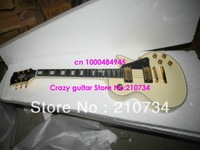 Wholesale - Cream Custom  Electric Guitar  New Arrival Free Shipping
