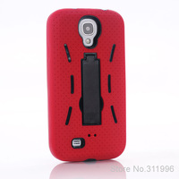 Kickstand Robot Cover Case for Samsung Galaxy S4 I9500
