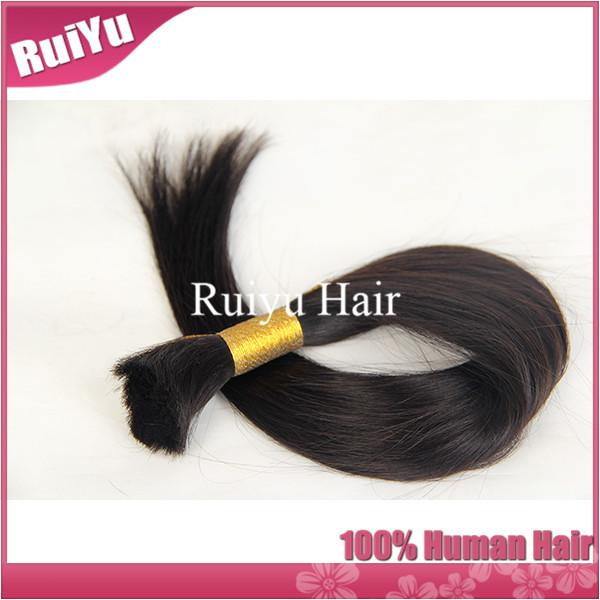 100 Human Hair Braiding Hair 76
