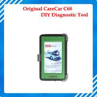 New arrival Original CareCar C68 Retail DIY Professional Auto Diagnostic Tool free shipping by DHL