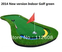 Free Shipping Golf training green Golf putting green Artificial green Synthetic Turf  Golf training mat Green turf