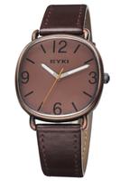 EYKI Brand Quartz Watch for Men/Men's High Quality Fashion Wrist Watches 2013 New Hours Silicone Strap Discounts EET8713M