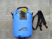 1Pcs 18*22cm PVC Waterproof Shoulder Bag For Swimming, Drift
