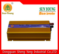 1000W wide volt input 24-45vdc dc to ac inverter for home and solar project