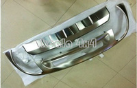 S/S FRONT REAR SKID PLATE FOR TOUAREG 2011+
