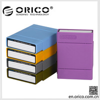 "(Mix Min order $10) Orico php-35 3.5"" Protector box for hdd sata 3.5 IDE SATA HDD Case,Hard Drive Disk storage box Free ship !"