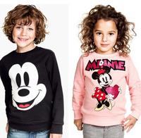 Free Shipping Wholesale&Retail 1PC/LOT Children Boy Girl Fashion Spring Autumn Child Leisure Sport Long Sleeve T- Shirt Kid Tops