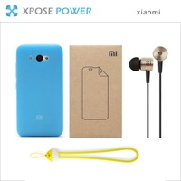 Free shipping xiaomi M2/2S Pratical accessories kit (earphone+screen film+case+Pendant)-1135000438