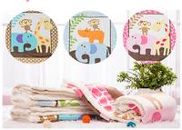 Super Soft Baby Fleece Blanket Sheep Printed Blanket Winter&Autumn Baby Sleeping Blanket,Newborn Blue/Pink Cotton Baby Blanket