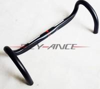 Free Shipping 6061 Aluminum Alloy Road Bicycle Handlebar/Split Handlebar/420*31.8MM/13CM Height/449g/bike handlebar