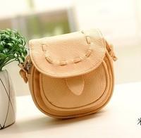 women messenger bags New Lovely Womens Small Handbag Baguette Satchel Shoulder Messenger Lady Evening Bag