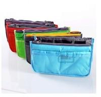 Women Lady Travel Insert Handbag Organiser Purse Large liner Organizer Bag