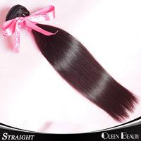 6A unprocessed virgin hair brazilian straight human hair bundles 1pcs machine weft silky straight hair 8-30 inch free shipping