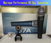 Free Shipping! Top Quality! Clear Sound Handheld Karaoke Microphone Beta 57A Beta57A Cardioid Dynamic Wire Microphone Brand New