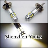 2pcs H1 50W CREE LED Car Tail Head Fog Light Bulb Lamp White 12V