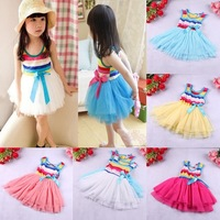baby clothing girl dress party dress ball gown kids clothes new 2014 girls dresses cute