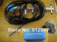 Freeshipping 850mhz CDMA mobile signal repeater booster(ANTENNA+CABLE) 1set/lot