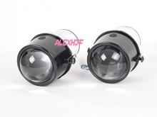 car bifocal fog lens Front bumper lights bifocal lens assembly for NISSAN LAFESTA 2011 made at