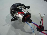 car bifocal fog lens, Front bumper lights bifocal lens assembly for NISSAN APRIO NP200 CABSTAR NOTE PIXO, high Quality