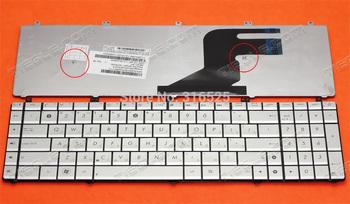 RU Russian keyboard For ASUS N75 N75 N75S N75SL 0KNB0-7201RU00 AENJ6700010 Silver ...