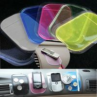 Powerful Silica Gel Magic Sticky Pad Anti-Slip Non Slip Mat for Phone PDA mp3 mp4 Car Multicolor