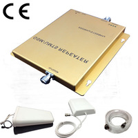 GSM 3G Signal Boosting 900 2100 Dual Band Mobile Booster Amplifier 3G GSM Repeater Kit