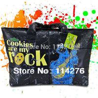 cotton handbag fashion Ladies winter bags for women, cartoon printing tote bags shoulder bag designer PS-02B