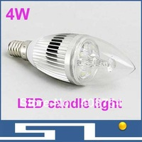 Home decoraion e14/e27 led 3w  candle lamp , energy-saving LED Bulb  lamps,360lm , 10pcs/lot,free shipping