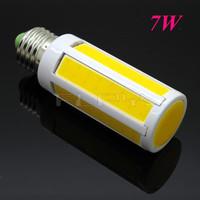1pc COB Corn Bulb E27 220V 7W COB Corn Bulb Lamp LED Lamp E27 COB China Post Free Shipping