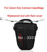 Waterproof Camera Case Bag for Canon DSLR EOS 1100D 1000D 450D 500D 600D 550D 50D 60D 7D 5D Rebel T1i T2i T3i XSi Rain Cover 8