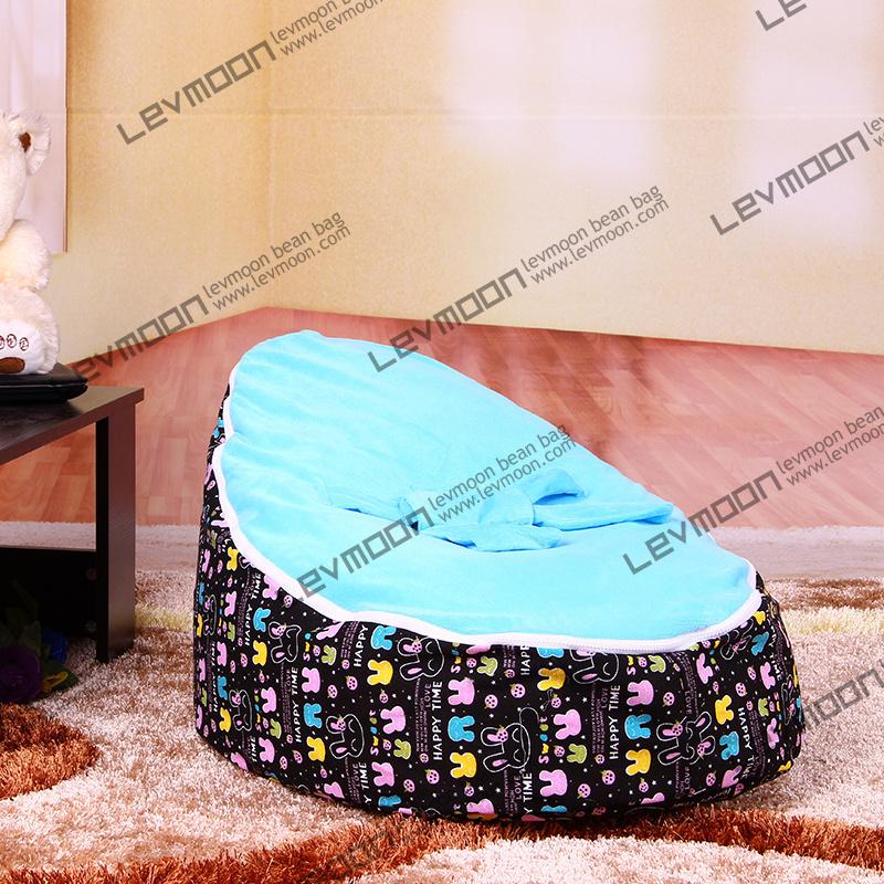 Free Shipping Baby Bean Bag Chair Kids Sofa Chair Bean Bag Cover Fisher Price(China (Mainland))