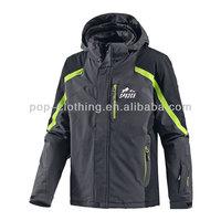Wholesale / Retail Lianxing 2013 Newly Boy's Leisure warm waterproof Softshell jacket for Winter Season free shipping